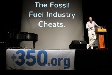 The fossil fuel industry cheats