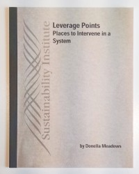 cover of the Leverage Points publication