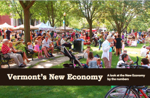 report cover with image of people enjoying an outdoor market