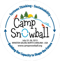 Camp Snowball Logo